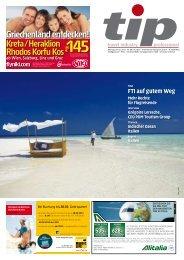 Griechenland entdecken! - tip - Travel Industry Professional