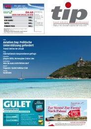 flug - tip - Travel Industry Professional