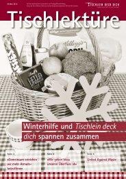 Herbst 2013 - Tischlein Deck dich