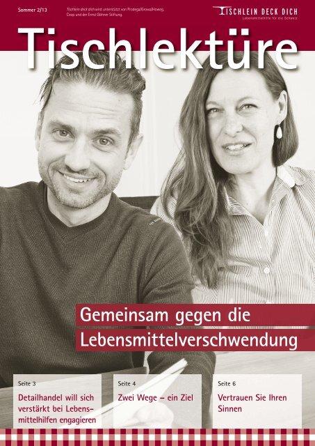 Sommer 2013 - Tischlein Deck dich