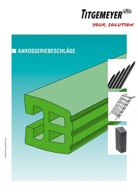 Katalog - Titgemeyer
