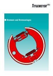 Bremsen und Bremsanlagen - Titgemeyer