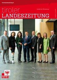 juni gesamt.pdf - Die Tiroler Landeszeitung