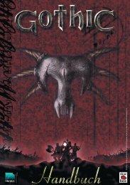 Gothic-Handbuch Nachdruck - Computer