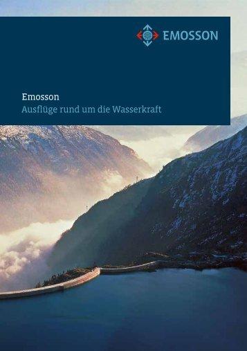 Emosson Ausflüge rund um die Wasserkraft - Alpiq