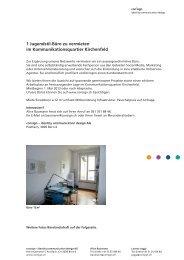 1 Jugendstil-Büro zu vermieten im ... - consign