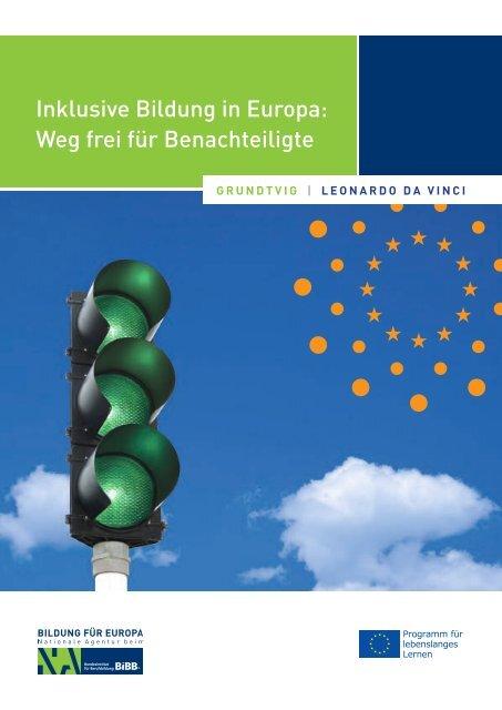 Inklusive Bildung in Europa: Weg frei für ... - NA beim BIBB
