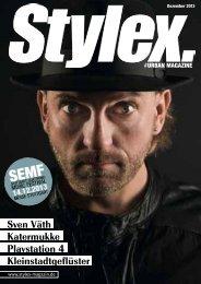 Sven Väth Katermukke Playstation 4 ... - Stylex Magazin