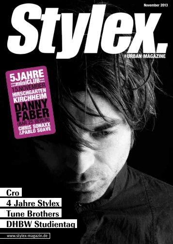 Cro 4 Jahre Stylex Tune Brothers DHBW Studientag - Stylex Magazin