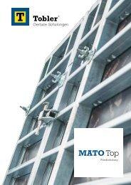 MATO Top Katalog - Tobler AG