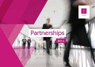 Partnerships - Toerisme Vlaanderen