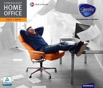 Stressless Home Office Katalog - Ekornes
