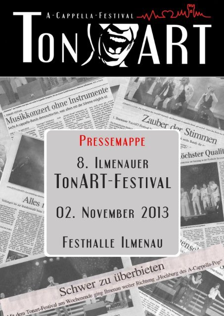 download - tonART Festival Ilmenau