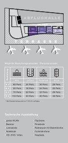 Ihr Raum für Höhenflüge - Flughafen Graz - Seite 6