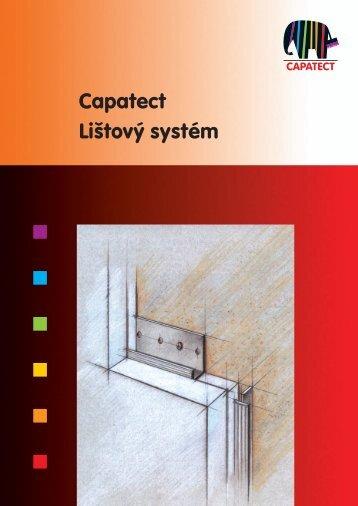 Capatect lištový systém - caparol.cz