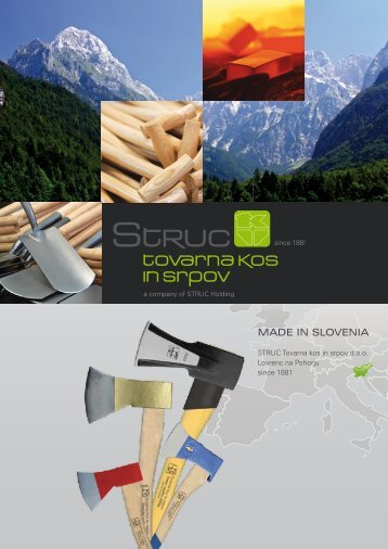 MADE IN SLOVENIA - ToolsZone.ro