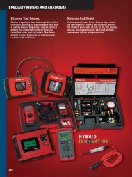 SPECIALTY METERS AND ANALYZERS - ToolsZone.ro
