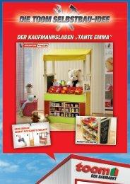 """der Kaufmannsladen """"Tante emma"""" - toom Baumarkt"""