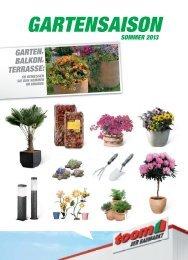 GartenSaison - toom Baumarkt