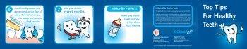Top Tips For Healthy Teeth - Toothfriendly International
