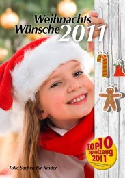 Magazin 2011 (pdf ca. 30 MB) - TOP 10 Spielzeug