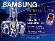 Samsung - Top Achat