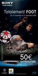 Bulletin Blu-ray 50E_OP-Noel_FOU-de ... - Top Achat