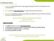 ODR Printemps/Eté 2011 - Top Achat