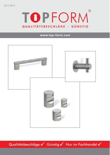 PDF-Format - Johannes Topf Baubeschlag GmbH