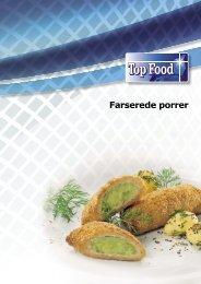 Farserede porrer - TOP FOOD A/S