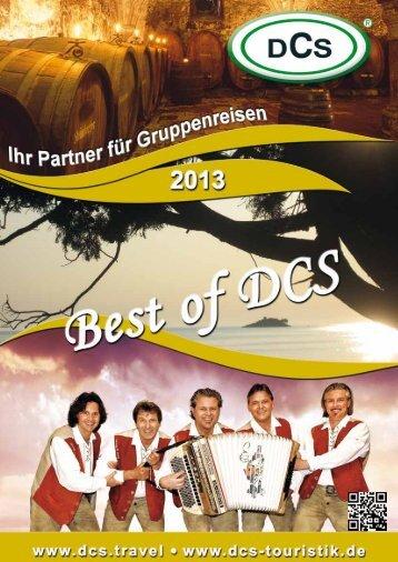 Download (PDF, ca. 7 MB) - DCS Touristik