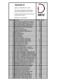 Dietz 8300 antenas adaptador Ant ISO-radio DIN