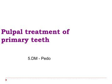 primary tooth pulpotomy top recommended websites