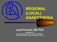 regional anaesthesia - TOP Recommended Websites