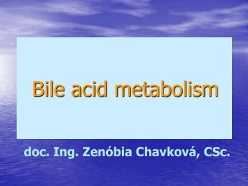 Bile acids from cholesterol - TOP Recommended Websites