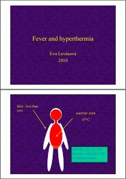 Fever and hyperthermia - TOP Recommended Websites