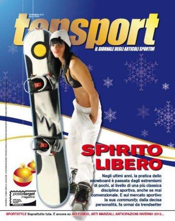 Antonio Rossi Testimonial Spaziale Splendy - TopSport