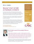 Kurt Kidder, CARC Board Member, Wins Prestigious National Award - Page 2