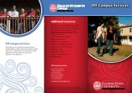 Off-Campus Services - Dean of Students - Illinois State University