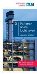 Parkeren op de luchthaven - Düsseldorf