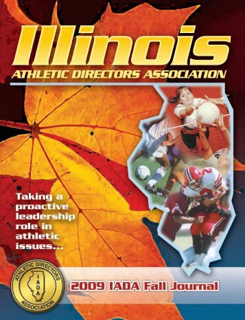 2009 Fall Newsletter - Illinois Athletic Directors Association