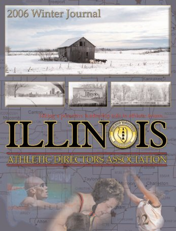 2006 Winter Newsletter - Illinois Athletic Directors Association