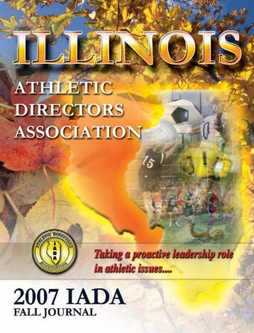 2007 Fall Newsletter - Illinois Athletic Directors Association
