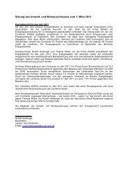 Sitzungsbericht 01.03.2013 - Landkreis Neu-Ulm