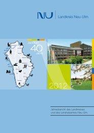 Jahresbericht 2012 - Landkreis Neu-Ulm