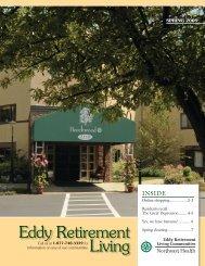 Eddy Retirement Living - Northeast Health