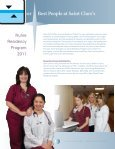 REDISCOVER NURSING AT SAINT CLARE'S - Saint Clare's Hospital - Page 6