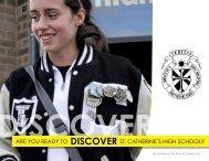 2012-13 guidebook - St. Catherine's High School