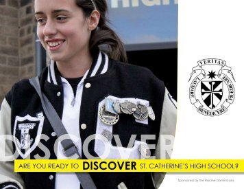 2012-13 guidebook - St. Catherine's High School
