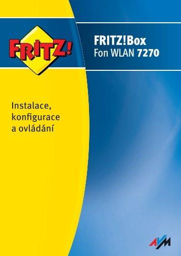 FRITZ!Box Fon WLAN 7270 - T-Mobile